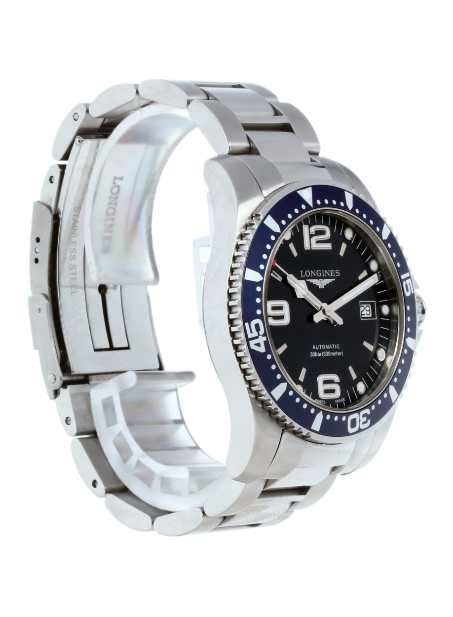 longines hydroconquest automaattinen